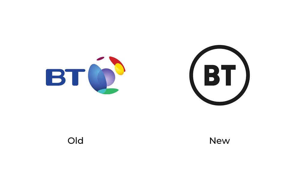 BT logo redesign