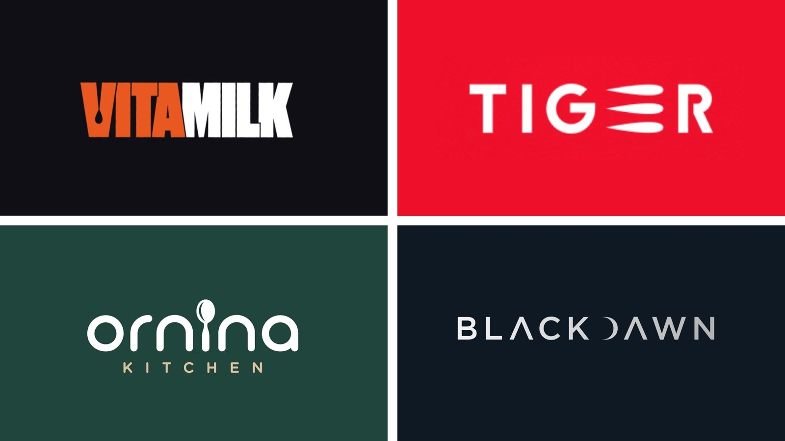 Best clever logotype examples