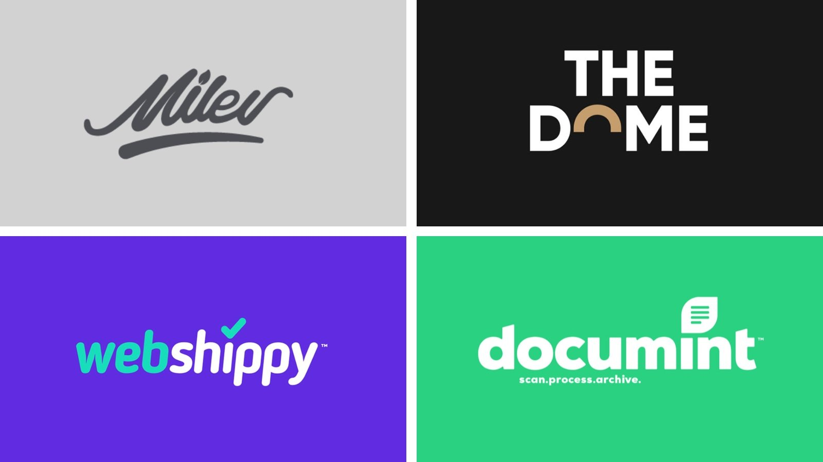 best wordmark logotype examples