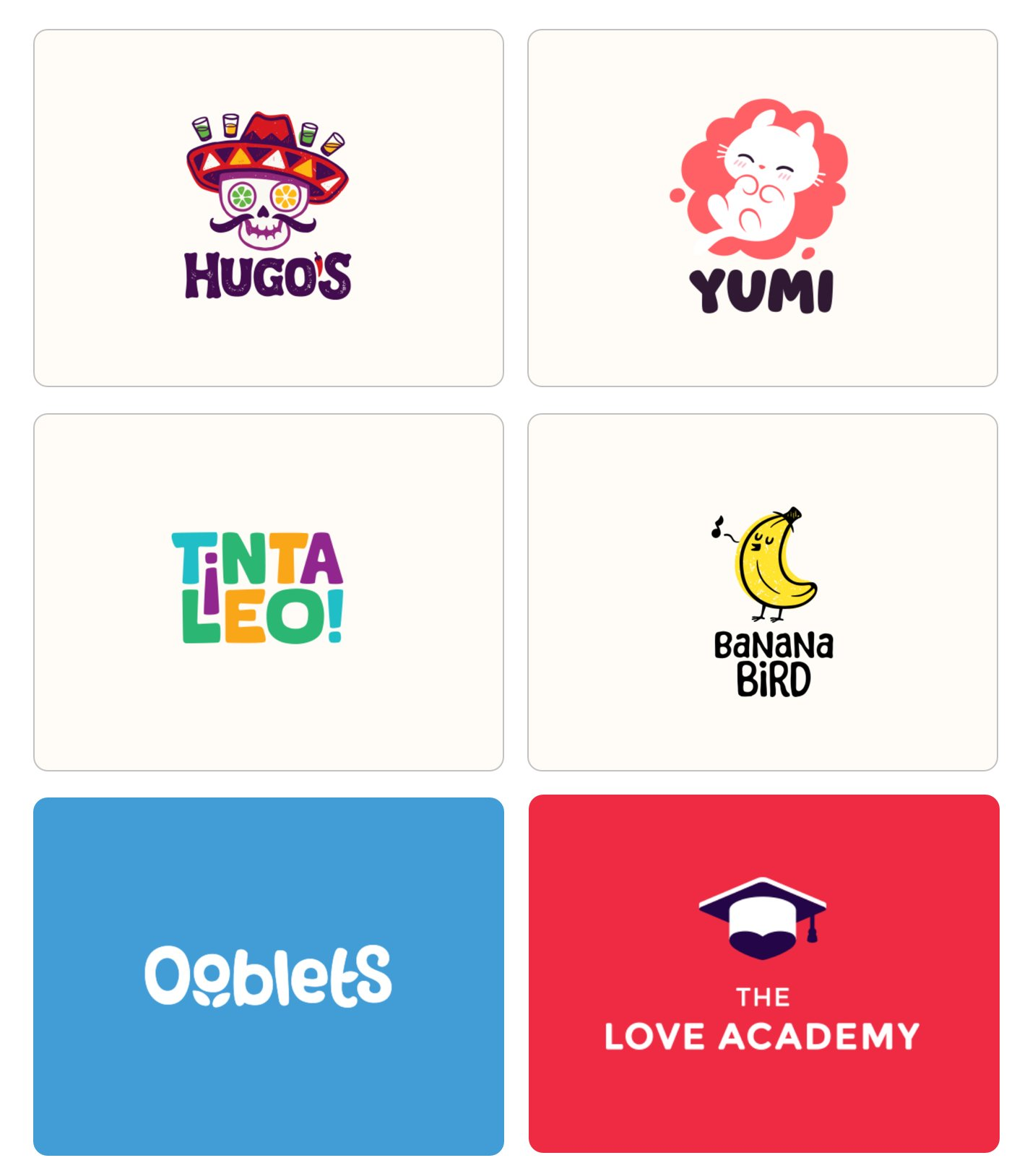 logo samples and examples