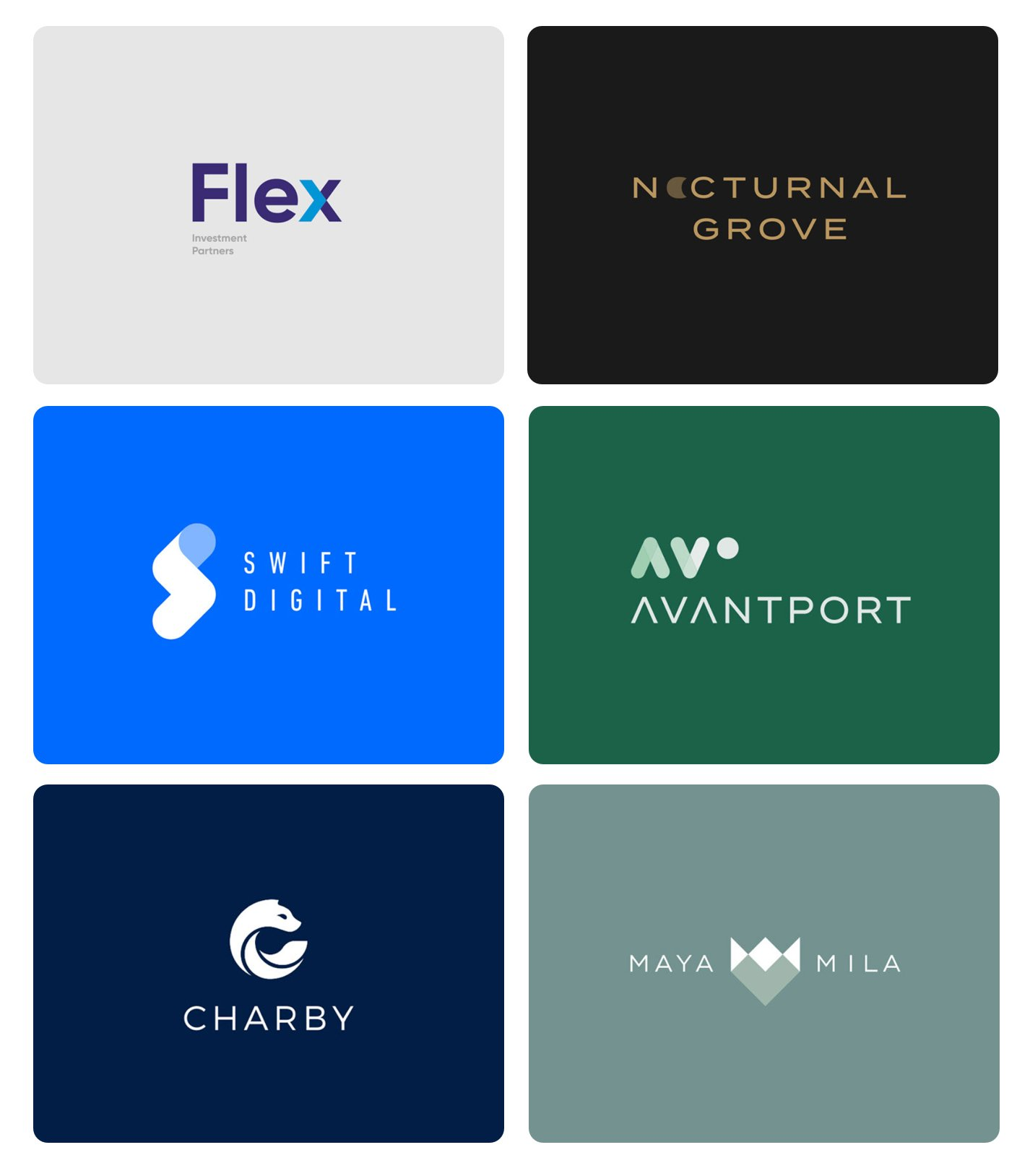 cool logo examples