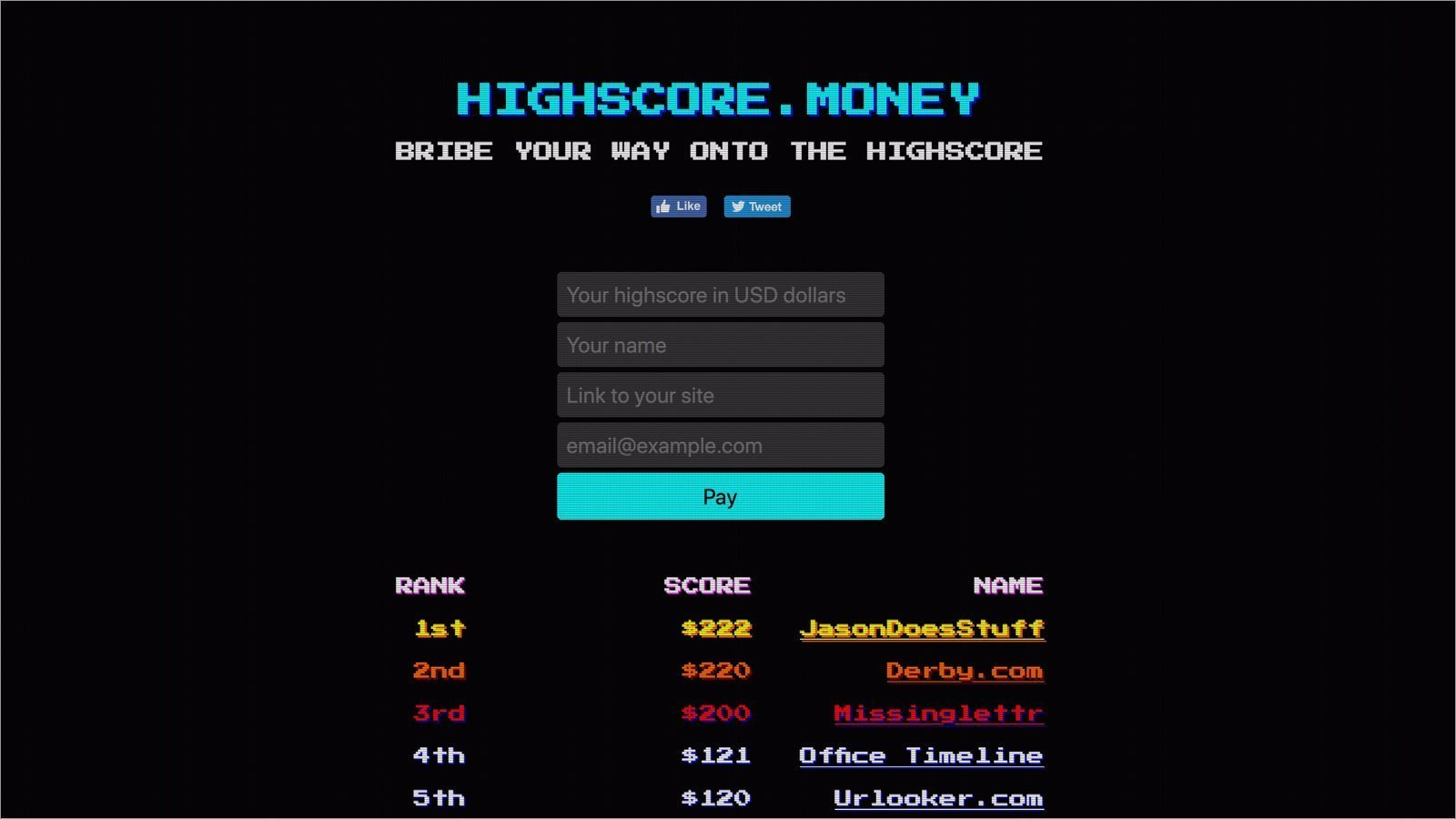 crazy business ideas Highscore.Money