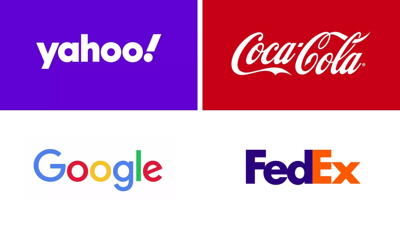 Best famous logotypes examples