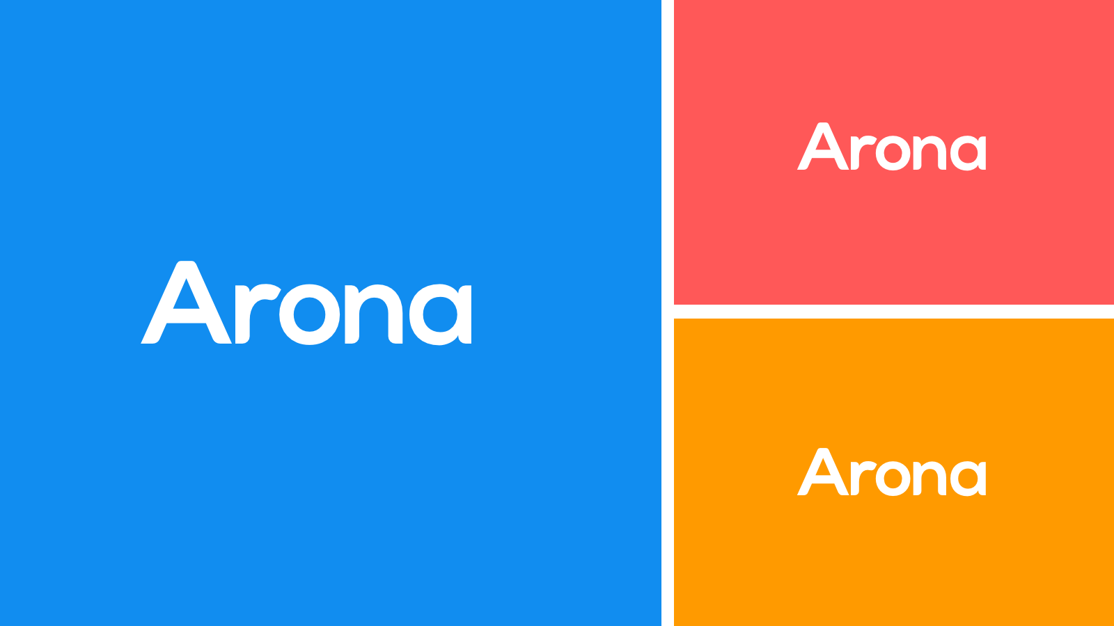 Best fonts for logos Arona