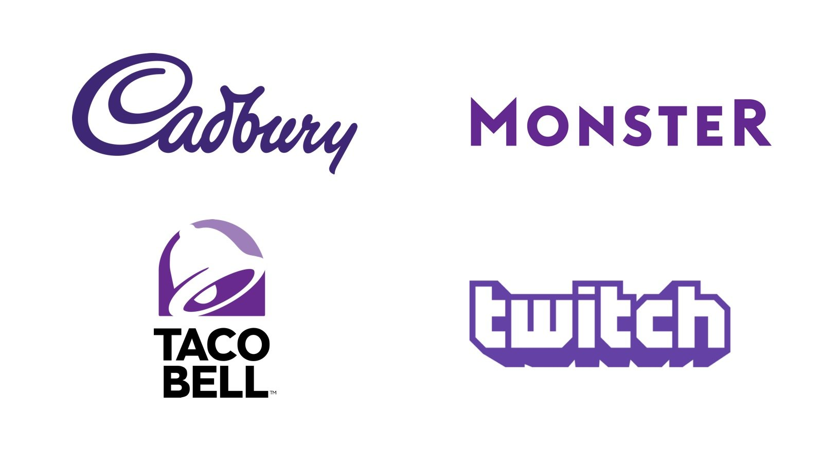 Purple logo inspiration