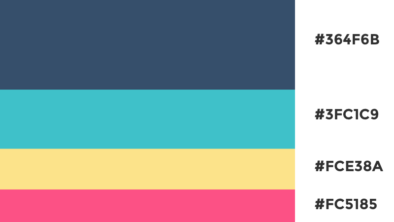 23 Por Color Combinations Loved By Over 90 000 People