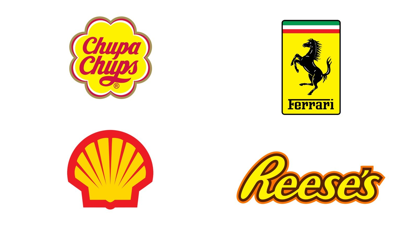 Yellow logo inspiration